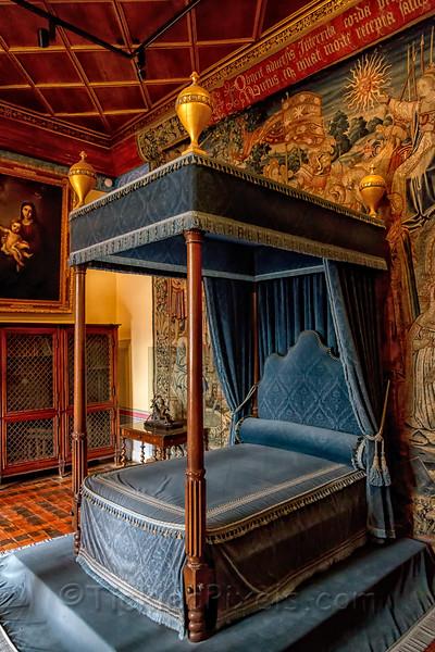 Bedroom of Diane de Poitiers