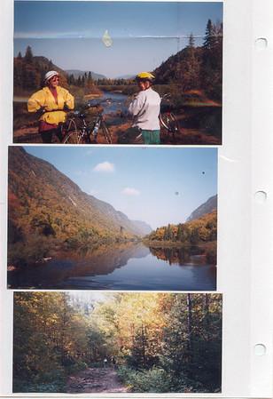 Vallée Jacques-Cartier sept 1999