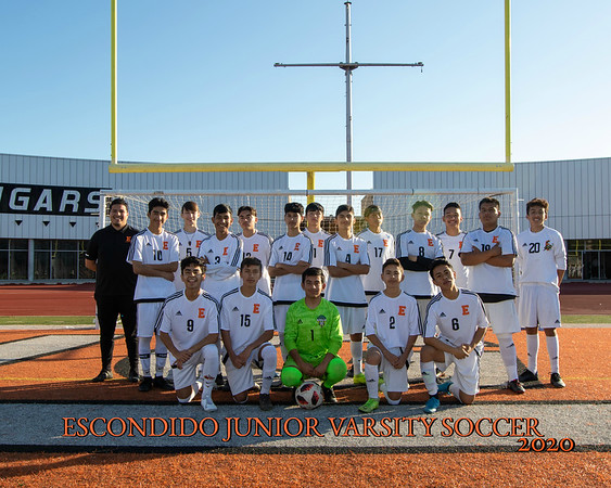 ESCONDIDO HIGH BOYS SOCCER TEAMS