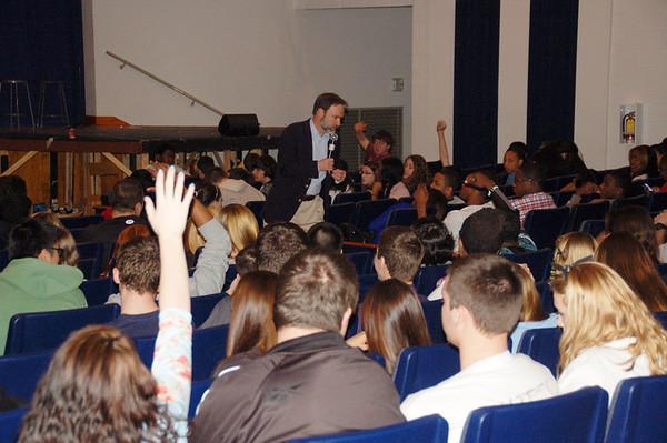 Oakcrest H.S., Mays Landing, NJ and Salem High School, Salem, NJ Mach, 2013