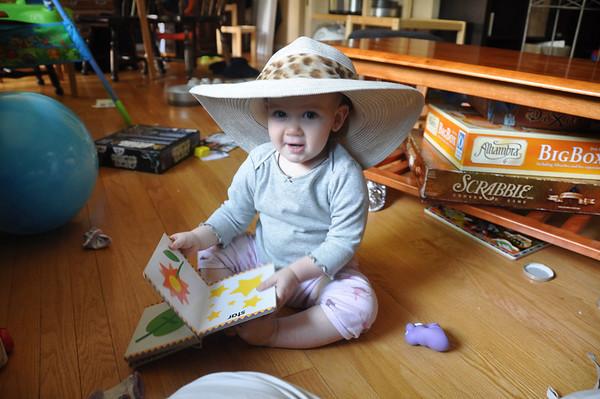 Evie September 2010