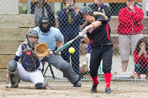 Softball April 29, 2012