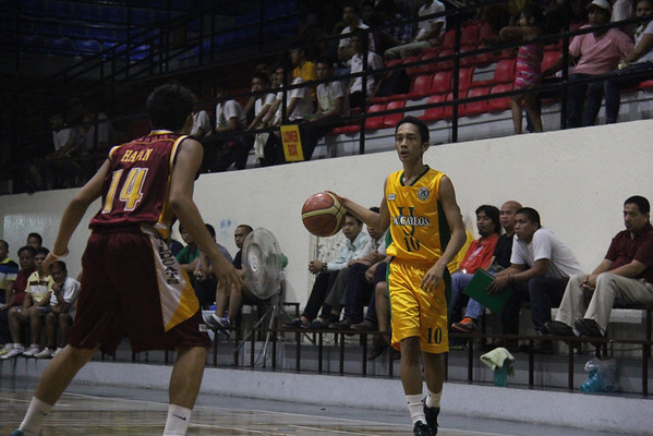 Cesafi Quarter Finals