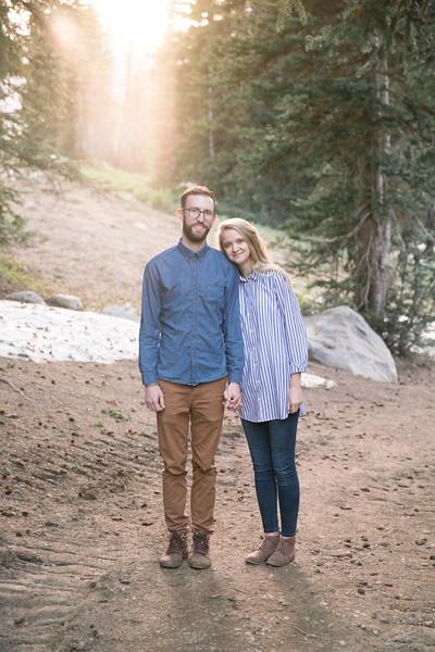 Alyssa and Aaron