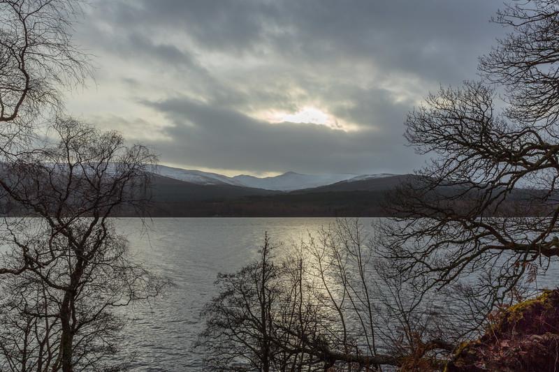 Loch Rnnoch