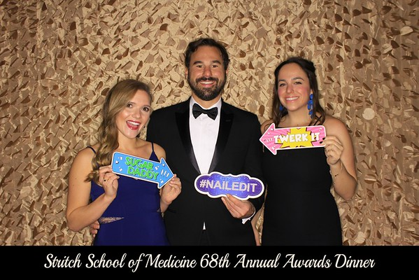 "Stritch School Medicine ""68th Annual Awards Dinner 2018"""