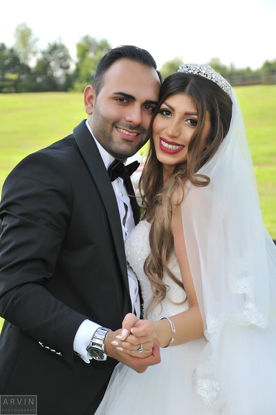 Niloufar and Iman - The Wedding
