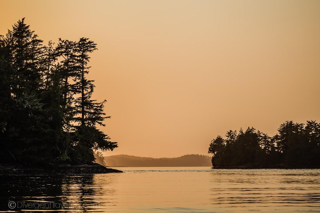 Kayaking Vancouver Island - Lina Stock
