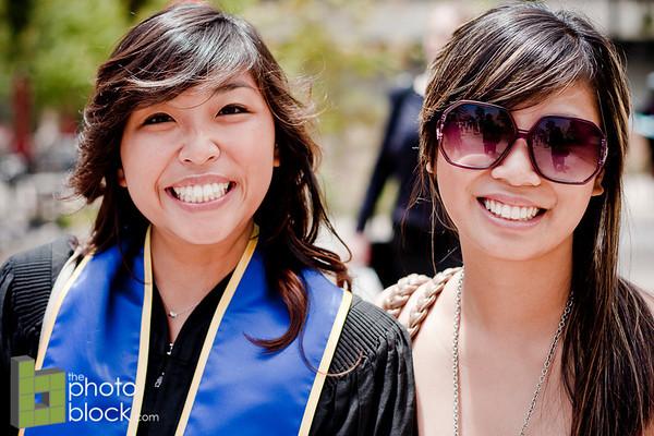 Sunanda Pou's Graduation