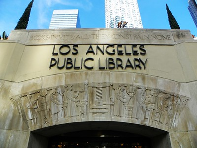 L.A., Central Library