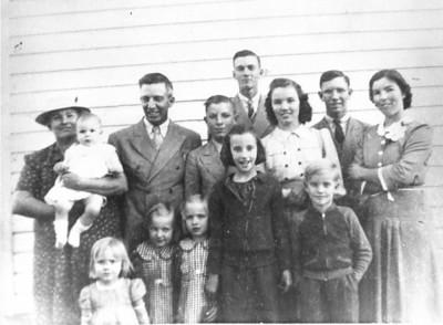 Martin Taylor Family