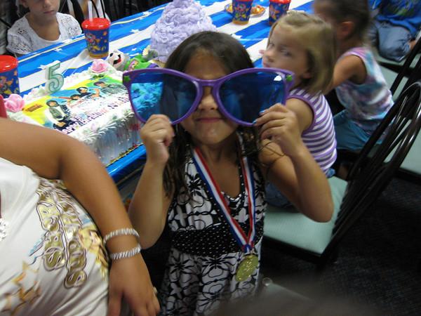 5th Birthday 2008 Photos