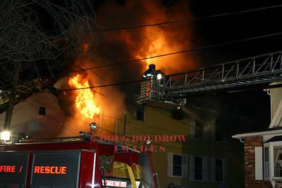 Peabody, MA - 3rd Alarm, 4 Cottage Street, 1-15-06