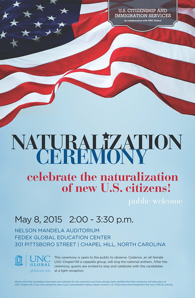 2015 Naturalization Ceremony