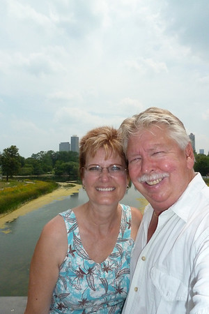 Joy & Marty Chicago July 10, 2011