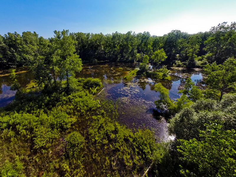 Summer with the Lakes and Forests 32 : Aerial Photography from Project Aerospace