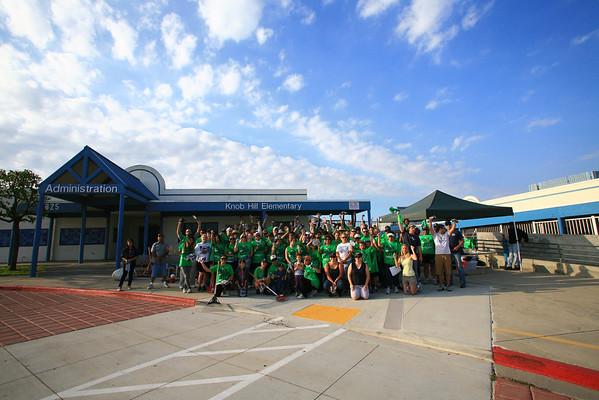 Rock Your City Schools Aug 2012