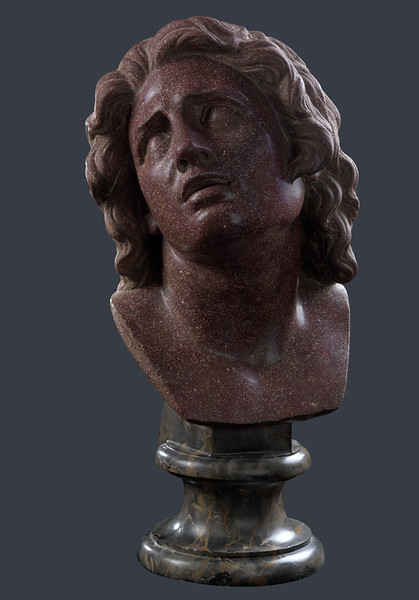 Head of The Dying Alexander