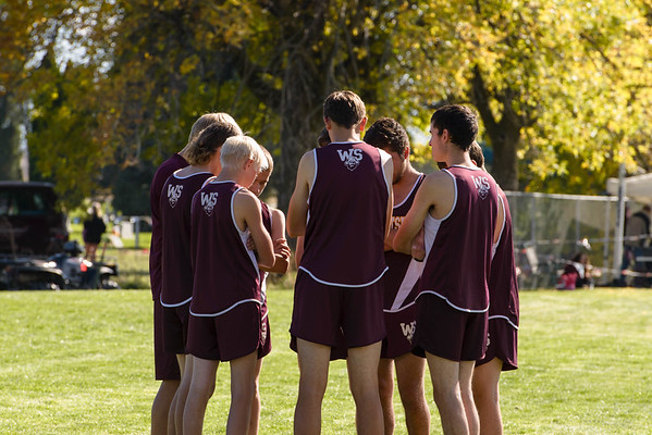 District Cross Country Meet 2015