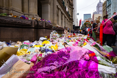 Melbourne (Bourke Street), Jan 2017