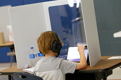 Learning pods open for selected EPISD students