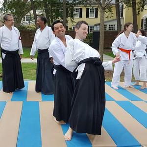 2015 Princeton Communiversity Aikido