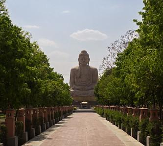 Bodghaya, Varanasi, Agra