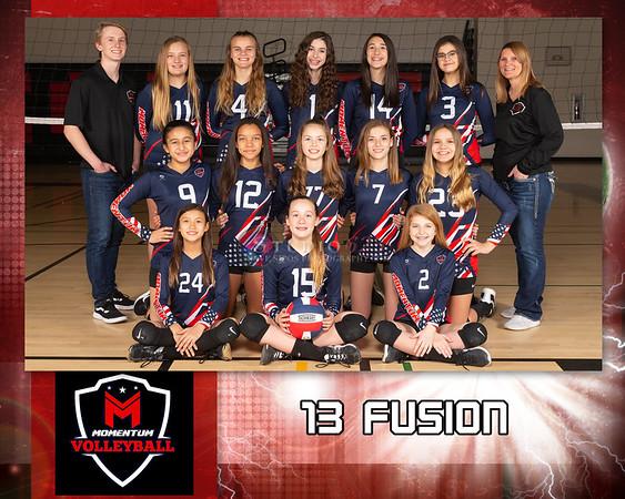 13 Fusion