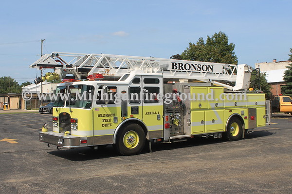 Bronson, Michigan, Fire Department