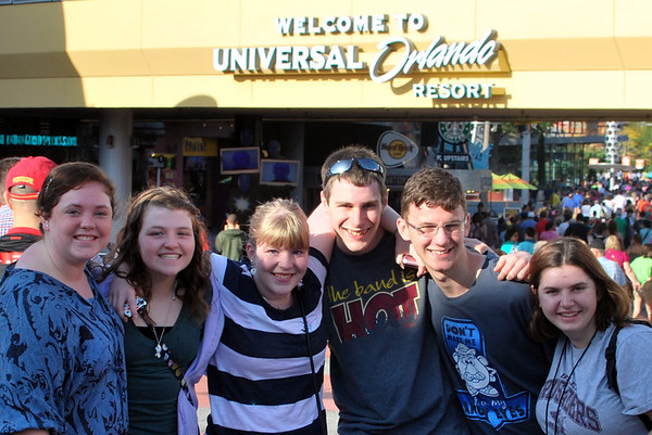 Universal Studios & Hard Rock Cafe