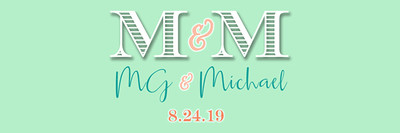 Mary Grace & Michael 8.24.2019