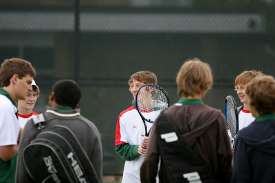 Boys Tennis - 2008-2009 - 10/6/2008 Reeths-Puffer
