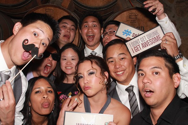 Napa Valley Photo Booth Clients
