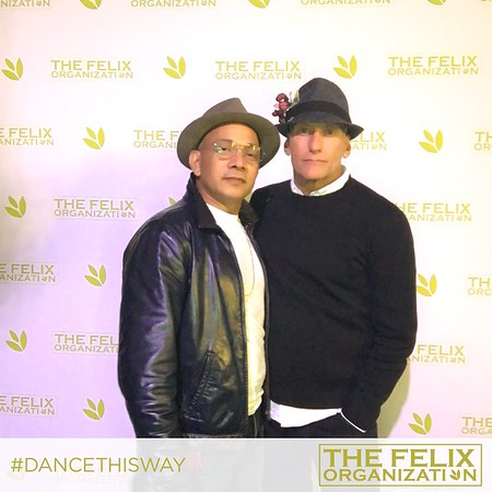 Wink PR Dance This Way NYC Photos