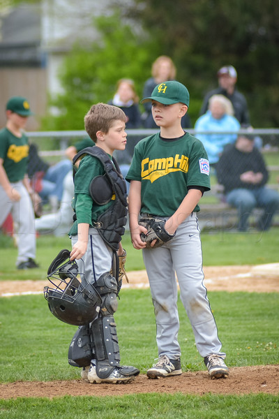 Camp Hill Little League 4/22/17