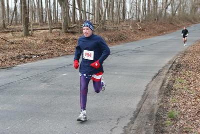 Mile 10.25 - First 50 - GW Marathon 2005