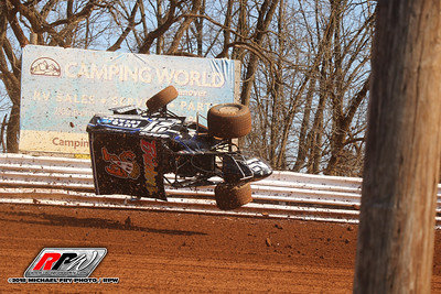 Williams Grove Speedway - 3/11/18 - Michael Fry