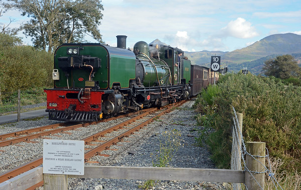 The Ffestiniog Railway's Victorian Weekend and Subscribers train