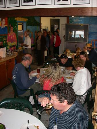 2009-06-13: Jewish Dinner