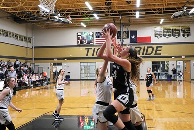 Lady Bulldogs at Whitewright, 12/17/2019