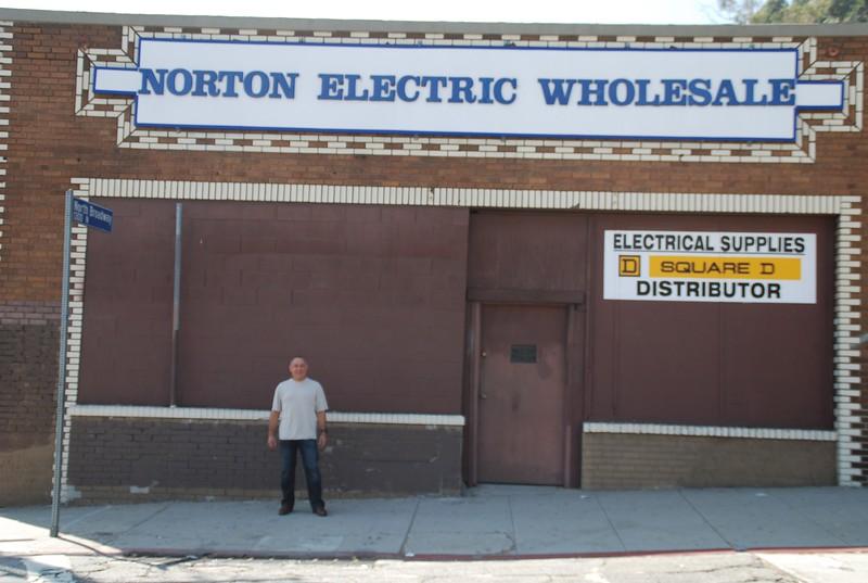 2010, Nelson Outside Norton