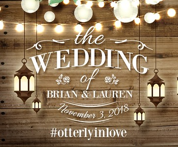 Brian & Lauren's Wedding!