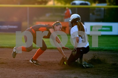 5A State Softball 2016: Thursday Pleasant Valley vs West Des Moines Valley