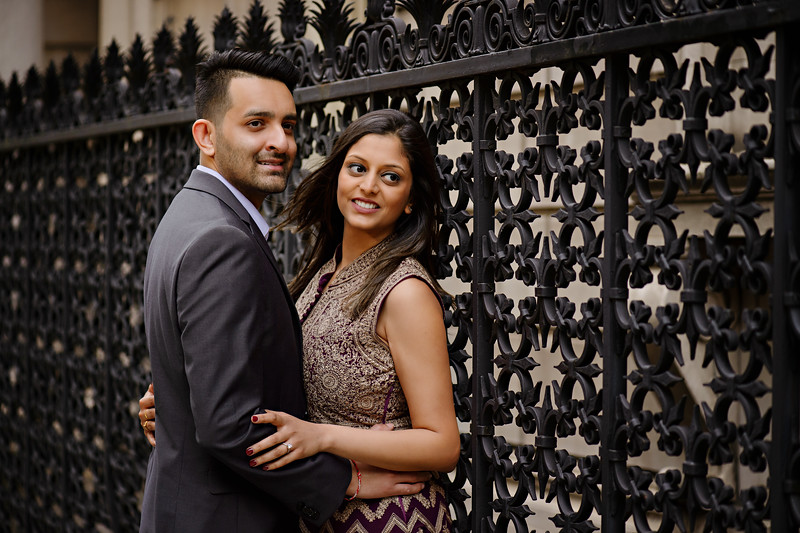 Kunal and Dimple E Session