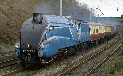 British mainline steam 2007 -