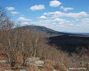 Gap Mountain 4-27-13