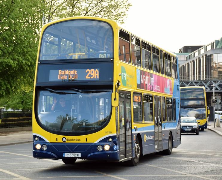 GT60 Beresford Place 16 May 2021