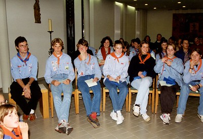 1993-1994 - Activiteit - Kaas & Wijnavond