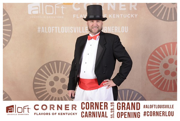 Aloft Louisville Corner Carnival November 12, 2015