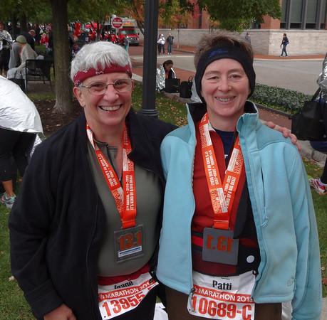 Columbus Half Marathon 2013
